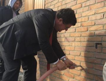 Minister Tommelein en spouwmuurisolatie