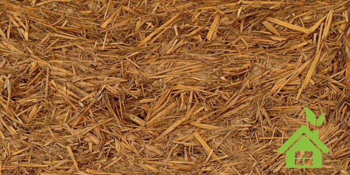 milieuvriendelijke isolatie met stro